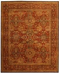 Antique Indian Rugs Mashad Design Indian Rug Carpet 17817