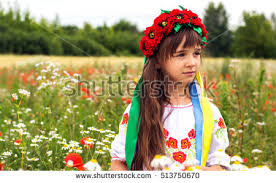 royalty free cute little picking lily flowers u2026 450454831