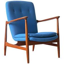 vintage danish modern furniture for sale finn juhl bo98 bovirke vintage danish modern teak easy chair for