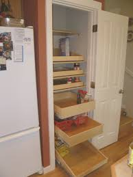 kitchen kitchen pull out pantry cabinet wooden pull out pantry