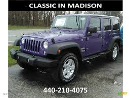 jeep purple 2017 2017 extreme purple jeep wrangler unlimited sport 4x4 119604374