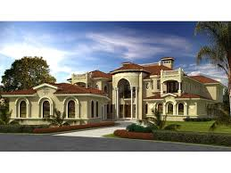luxury home plans mediterranean house design 134 1382 luxury