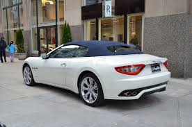 gran turismo maserati 2015 2015 maserati granturismo convertible stock gc1614bb for sale