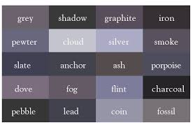 shades of gray names real 50 shades of grey blessed