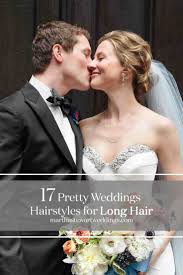 Gorgeous Wedding Gowns Martha Stewart by 60 Best Wedding Hairstyles For Long Hair Images On Pinterest