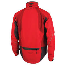 mtb rain gear endura velo ii rain jacket red bike24