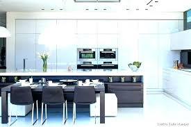 photo cuisine design luminaire cuisine priton