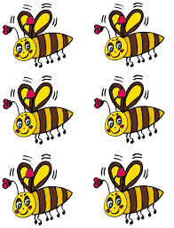 cartoon bees free download clip art free clip art on clipart