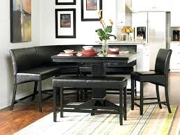 dining set with bench room back costco table backrest singapore