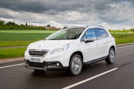 peugeot car leasing peugeot 2008 1 6 e hdi 92 allure first drive