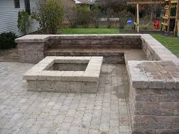 Patio Fire Pit Ideas Best 25 Patio Fire Pits Ideas On Pinterest Fire Pit With Rocks