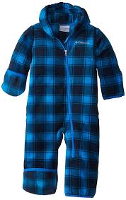 Snow Clothes For Toddlers Amazon Com Columbia Baby Boys U0027 Snowtop Ii Bunting Infant And