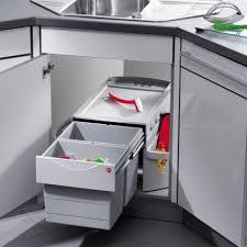 poubelle pour meuble de cuisine poubelle cuisine pour meuble d angle