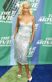 celebrity biography dress style christina aguilera dress style