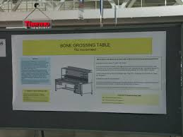 bone grossing table bgt grossing technology in surgical pathology