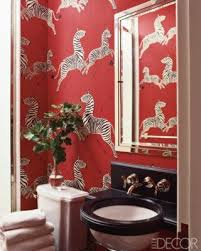 5 cute zebra print bathroom decorating ideas