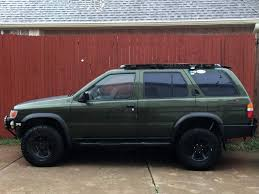pathfinder nissan 1997 1997 pathfinder build garage amino