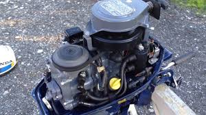 honda 100 4 stroke cdi 10hp youtube