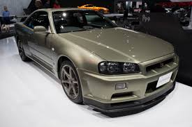 nissan skyline 2005 show or display 2002 nissan skyline gt r m spec nur approved