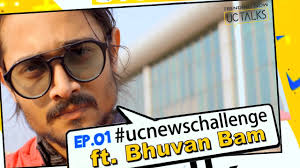 Challenge News Uc Talks Feat Bhuvan Bam Bb Ki Vines Ep 01 Uc News