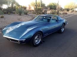 68 stingray corvette 1968 corvette 427 tri power l 68 400 hp s matching 4 speed a c