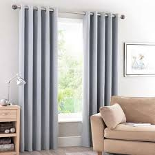Duck Egg Blue Blackout Curtains Luna Duck Egg Blackout Eyelet Curtains Dunelm