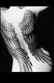 tattoos spine mixed fashion design