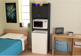 Kitchen Space Savers by Mini Refrigerator Microwave Cabinet Best Home Furniture Decoration