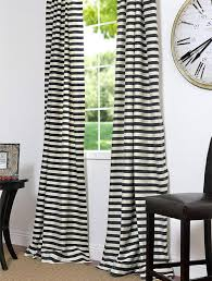 Black And White Stripe Curtains Navy Stripe Curtains Blue And Striped Curtains Navy Blue And