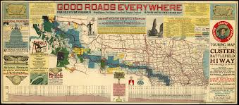 Map Of United States With Highways by Recently Added Items World Digital Library