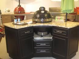 kamado joe grill table plans premier kamado joe ceramic grills paradise outdoor kitchens