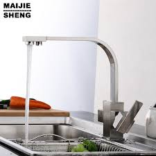 Artisan Kitchen Faucets by Online Buy Wholesale Square Kitchen Faucet From China Square