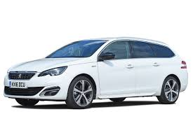 peugeot used car values peugeot 308 sw estate review carbuyer