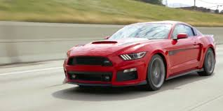 roush mustang stages 2017 roush stage 2 ford mustang ford authority