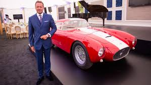 A 1954 Maserati Wins The Peninsula Classics Best Of The Best Award