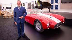 classic maserati a 1954 maserati wins the peninsula classics best of the best award