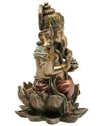 Statues Of Gods by Amazon Com Ganesh Ganesha Hindu Elephant God Of Success Real