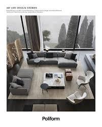 Poliform Sofa Poliform Advertising Bristol Sofa By Jean Marie Massaud Is One