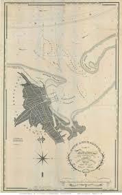 Nantucket Map Old Maps Of Nantucket Harbor
