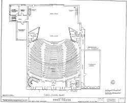 National Theatre Floor Plan by Ford U0027s Theater Floor Plan