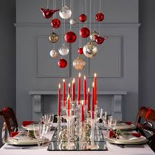 33 and silver table setting ideas for