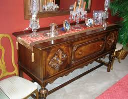 berkey and furniture value this late 1920s buffet made by