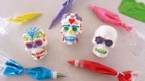 Sugar Skulls For Sale How To Make Sugar Skulls Calavera De Azúcar Recipe Tablespoon Com