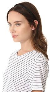 leather headband behr thin leather headband shopbop