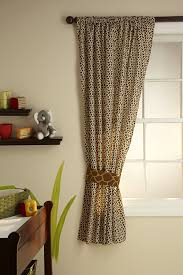amazon com nojo little bedding window panel ocean dreams baby