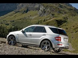 mercedes ml 63 amg workshop u0026 owners manual free download