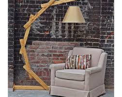 rustic wood lamp floor lamps rustic lighting wood rustic