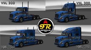 volvo truck model numbers volvo vnl 780 truck shop v3 0 ats 1 6 x by frank brasil mod