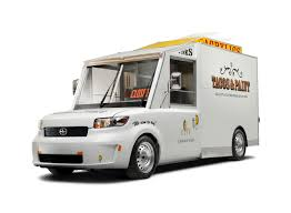 scion xb scion xb taco truck