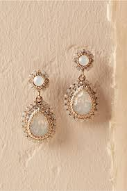 opal earrings necklace images Maria opal earrings gold in bride bhldn